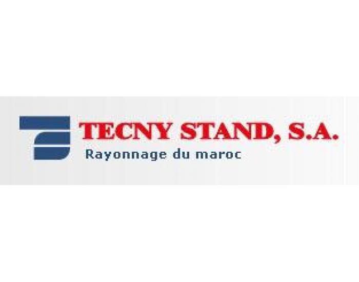 Rayonnage Tecny Stand