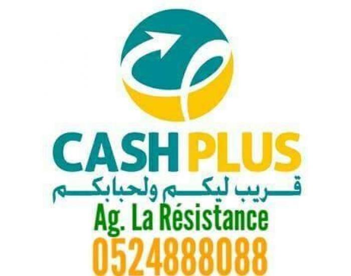 Cash Plus Moukaouama Ouarzazate