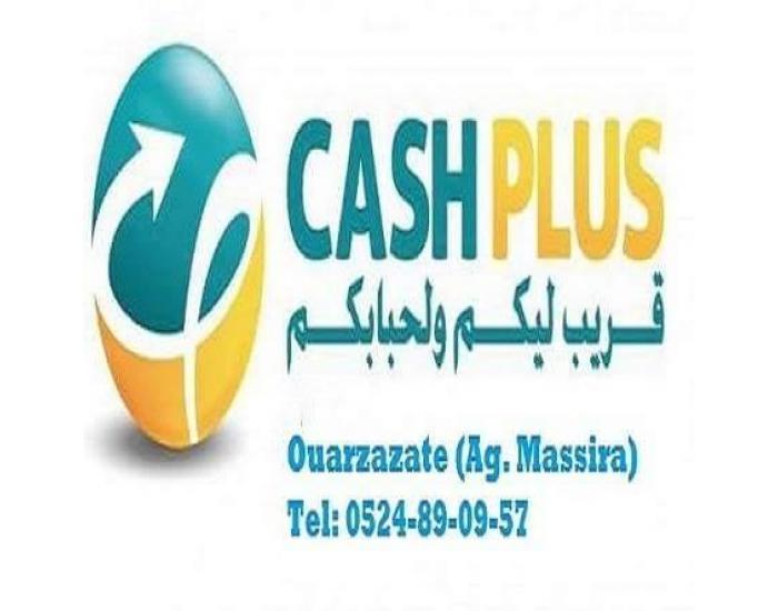 Cash Plus Massira Ouarzazate