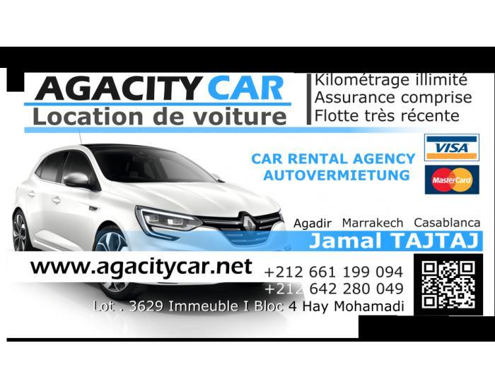 Agacitycar